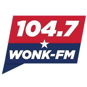 1047 Wonk FM logo