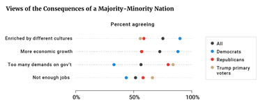 Views of the Consequences of a Majority-Minority Nation