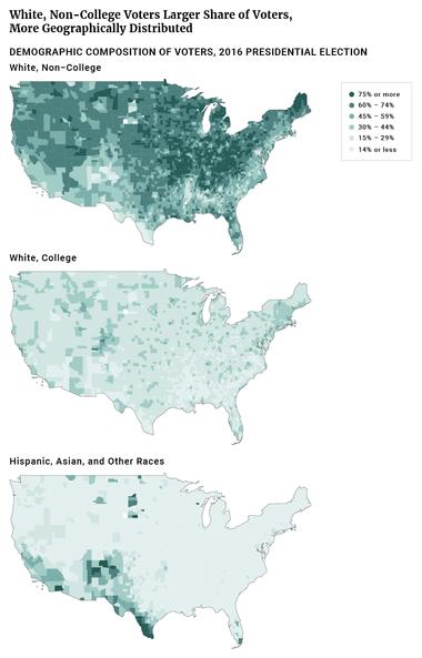 White, Non-College Voters