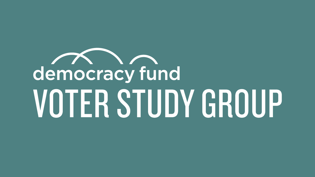 Political Divisions in 2016 and… | Democracy Fund Voter